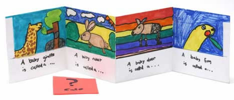 Bookmaking with Kids - For the Love of Reading, Writing & Art