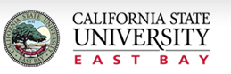 California State University East Bay Logo