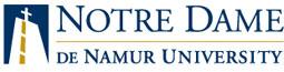 Norte Dame de Namur University