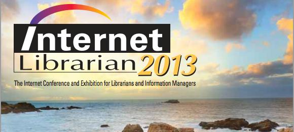 Internet Librarian 2013