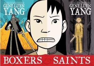 Boxer and Saints
