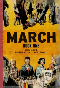 March: Book One, a graphic novel about civil rights
