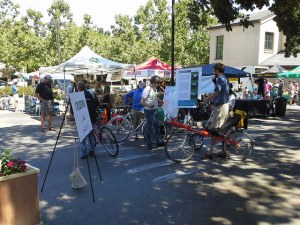 BikeFest at Mountain View Public Library