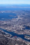 Oakland from above photo by Jason Morrison