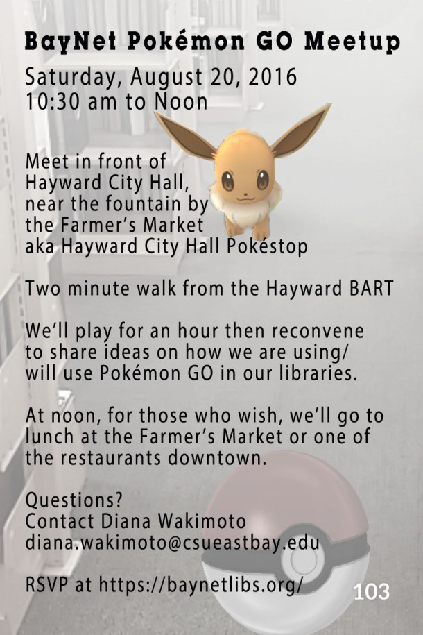 BayNet Pokemon GO